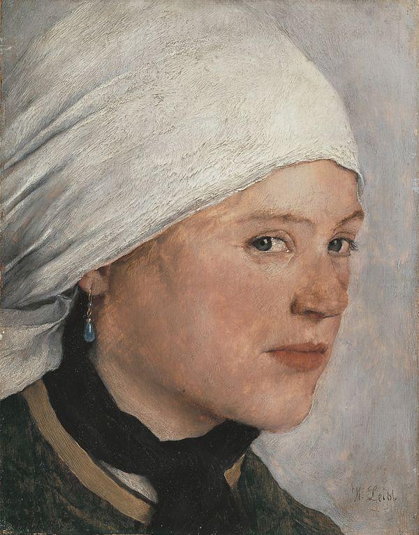 Bildnis Der Frau Gedon M Die Pinakotheken